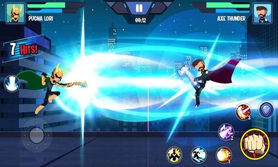 战斗火柴人游戏无限金币版