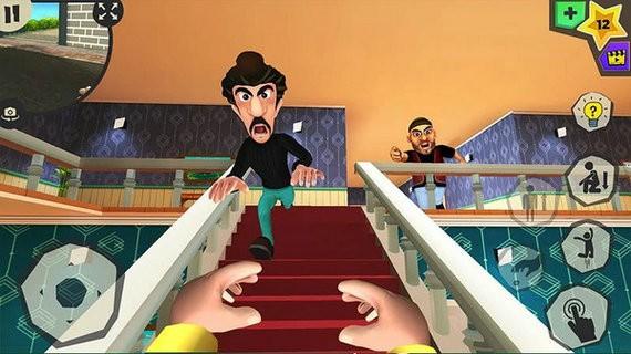 可怕的盗贼游戏下载最新版