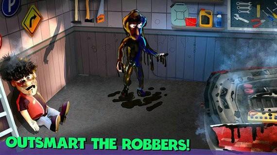 可怕的盗贼