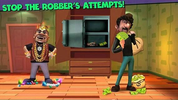 可怕的盗贼游戏无敌金币版