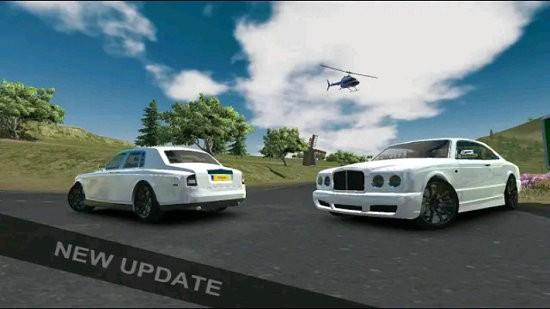欧洲豪华轿车模拟器安卓最新版