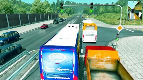 巴士模拟印度尼西亚无限金币版