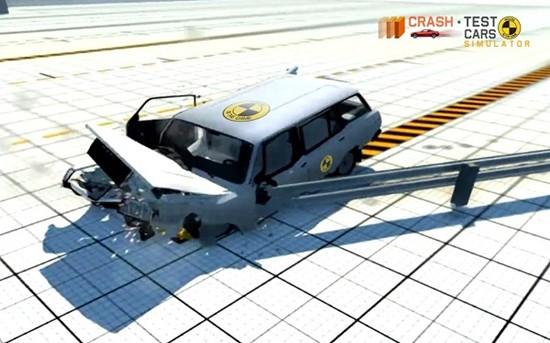 汽车碰撞试验游戏最新版