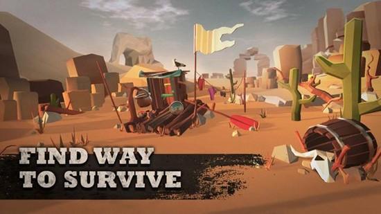 沙漠沙箱生存中文版