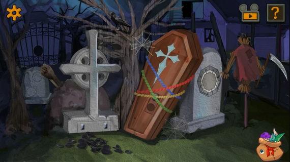 恐怖万圣节的秘密