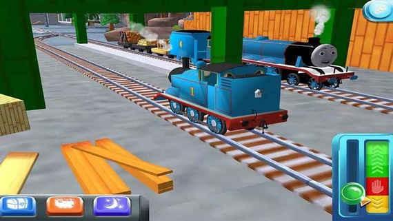 托马斯和朋友魔幻铁路内购破解版