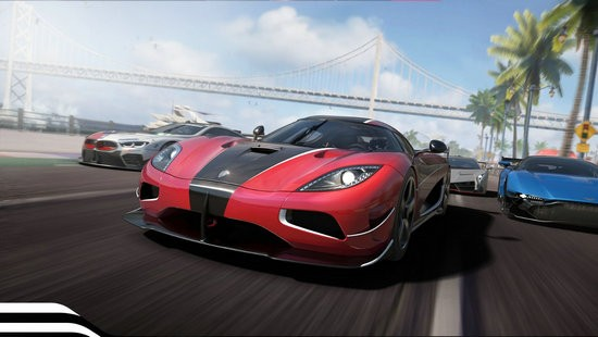 Racing Master竞速大师网易版