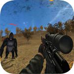 荒野狩猎模拟游戏