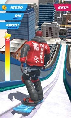 跳台滑雪游戏下载