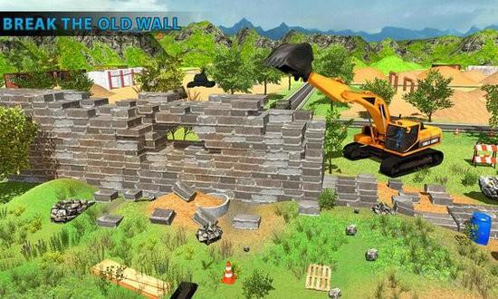 边防安全墙建设破解版