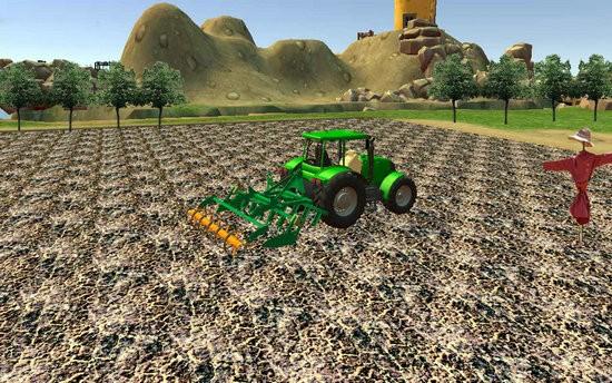 拖拉机耕种模拟器2021解锁版