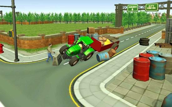 拖拉机耕种模拟器破解版