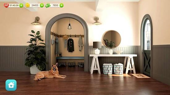 梦想之家房屋设计和改造装扮无限金币版
