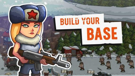 营地防御游戏下载