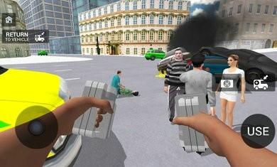 救护车模拟器汉化破解版