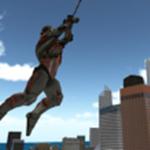 超级英雄附魔绳游戏