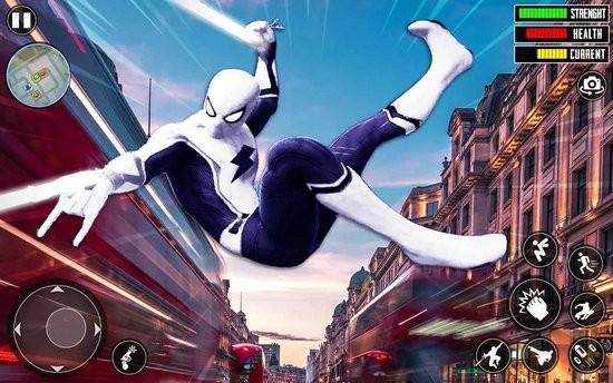 蜘蛛侠3D英雄拉斯维加斯无限金币版