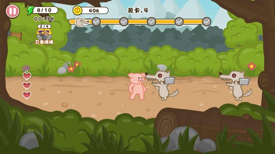 最强猪猪游戏破解版