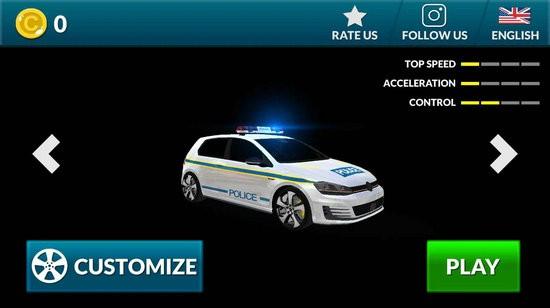 警车游戏模拟2021安卓版