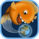 鲨鱼吃地球模拟器中文版