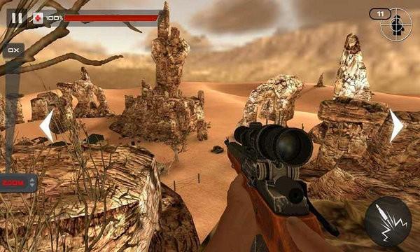 3D狙击手无限金币版