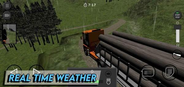 卡车模拟器2021无限金币版