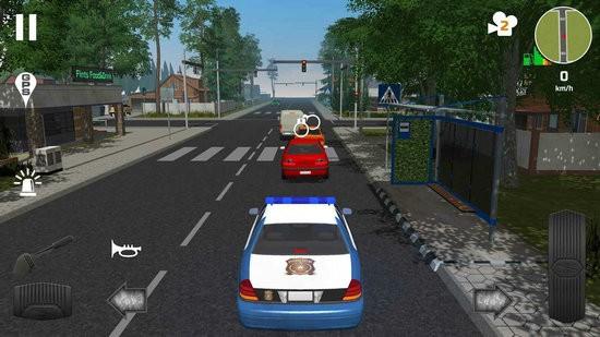 警察巡逻模拟器3D破解版