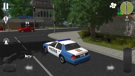 警察巡逻模拟器手机版游戏
