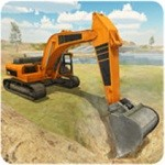 挖掘机作业模拟器中文版