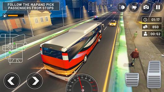 美国教练巴士模拟器2021最新版
