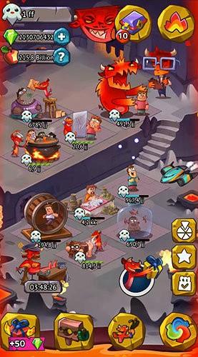 地狱英雄安卓游戏
