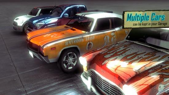 德比赛车2021游戏破解版