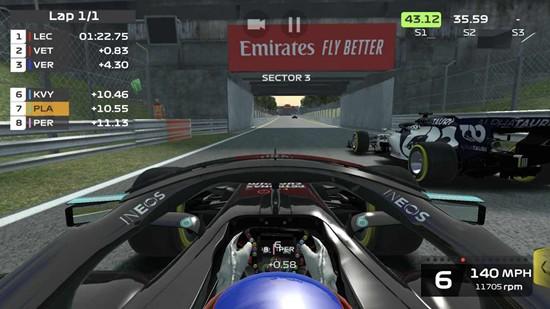 F1移动赛车无限金币破解版