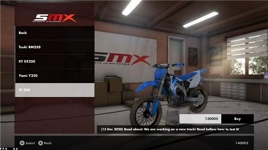 超级摩托越野赛SMX中文版