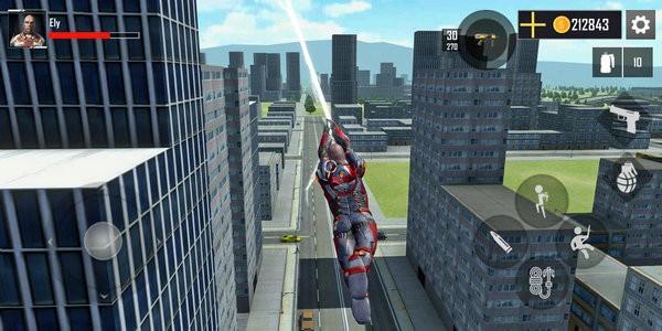 超级英雄罪恶都市游戏下载