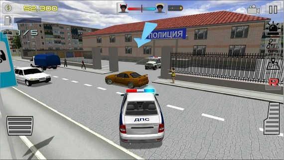 交通警察模拟器修改版下载