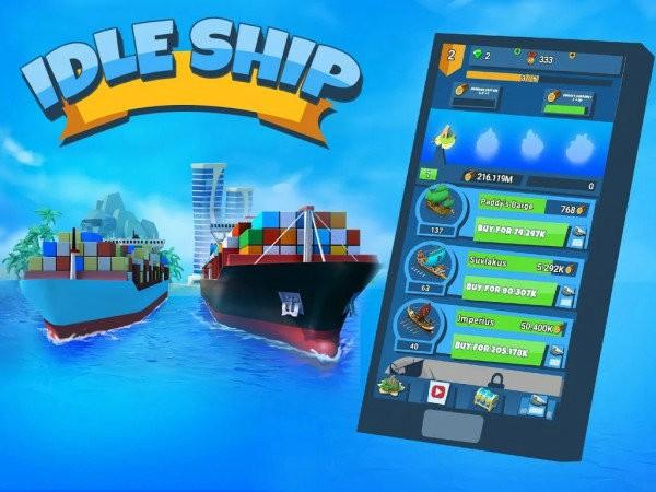 海上船舶舰队游戏最新下载