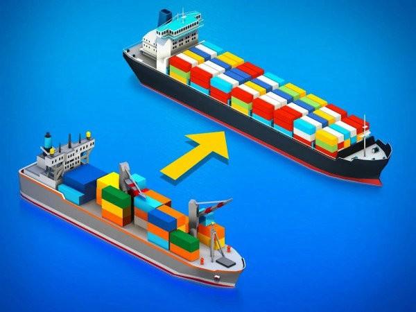 海上船舶舰队