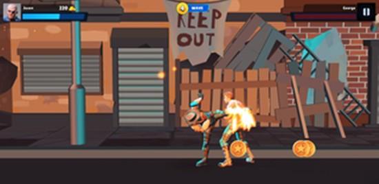 城市格斗冠军安卓版