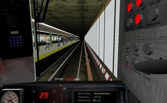 纽约地铁模拟器无限金币版