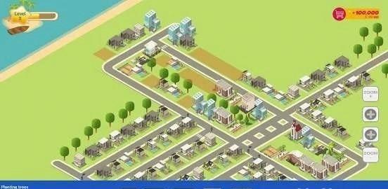 闲置城市建设大亨破解版