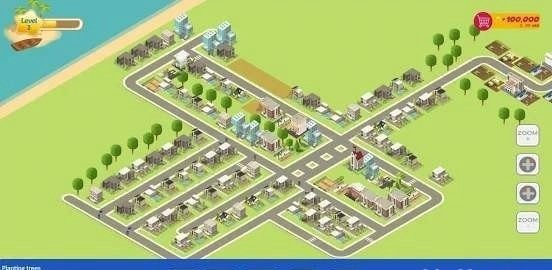 闲置城市建设大亨