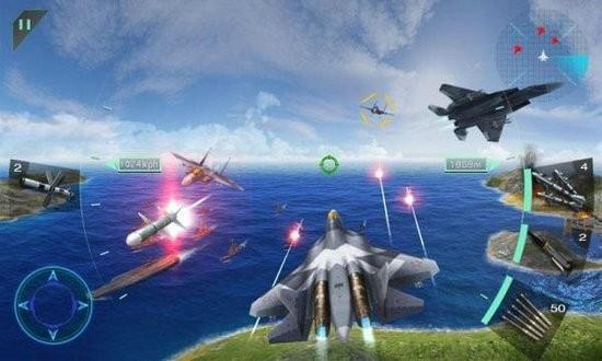 空中决战3d无敌版