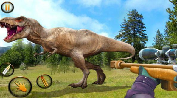 恐龙狩猎场中文无敌版