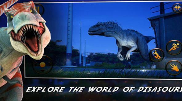 恐龙狩猎场中文版