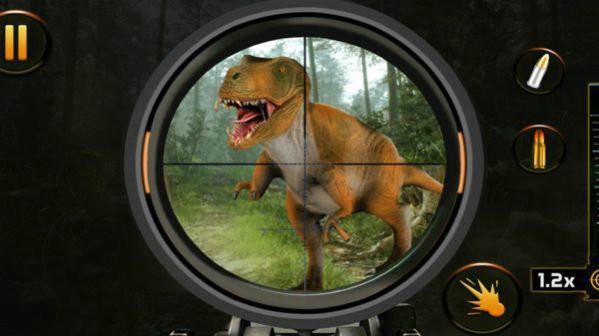恐龙狩猎场