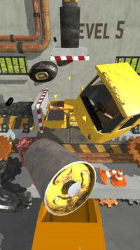 汽车粉碎机游戏破解版