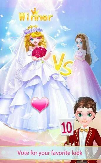甜蜜公主梦幻婚礼游戏下载