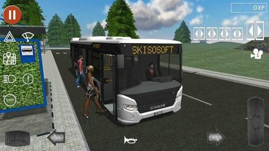 公共交通模拟器汉化版