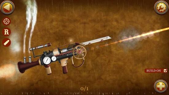 蒸汽朋克武器模拟器安卓手机版